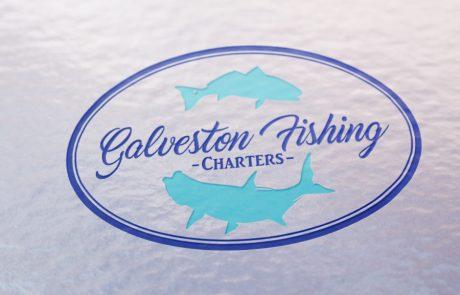 Galveston Fishing Charters Logo