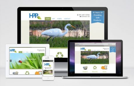HPP Website Design
