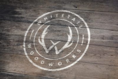 Whitetail Woodworks Logo