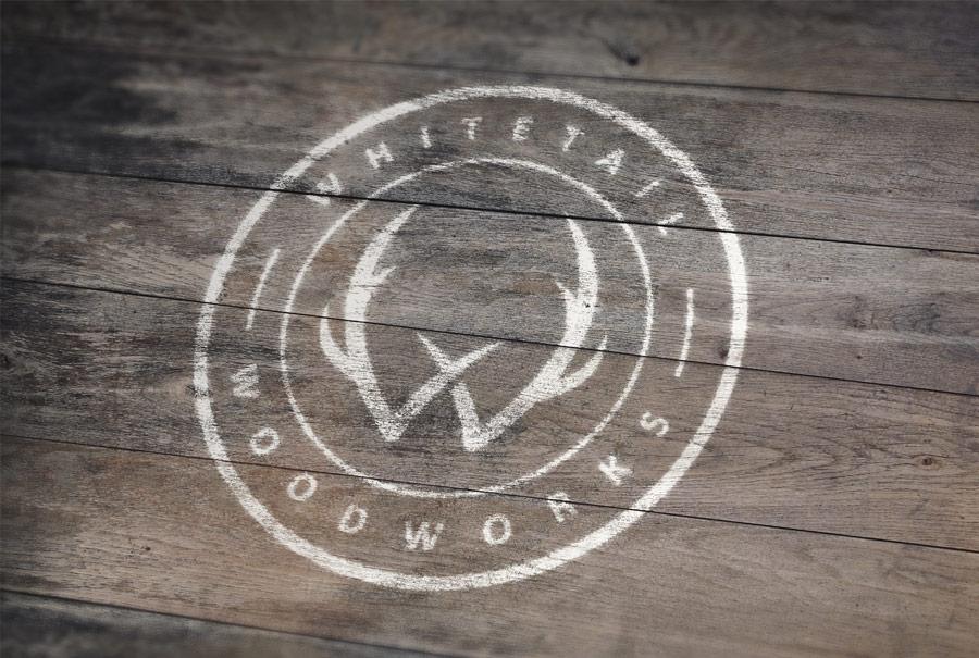 Whitetail Woodworks Logo