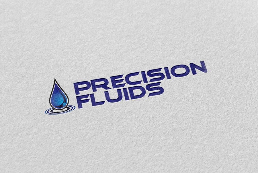 Precision Fluids Logo