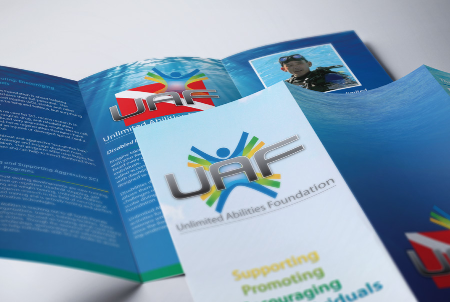 Unlimited Abilities Foundation Brochure