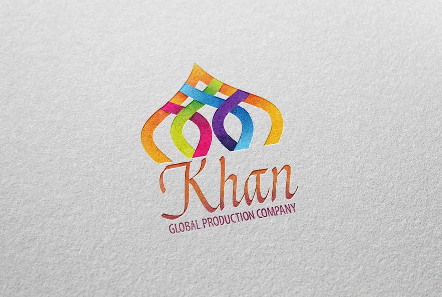 Khan Production Company Logo