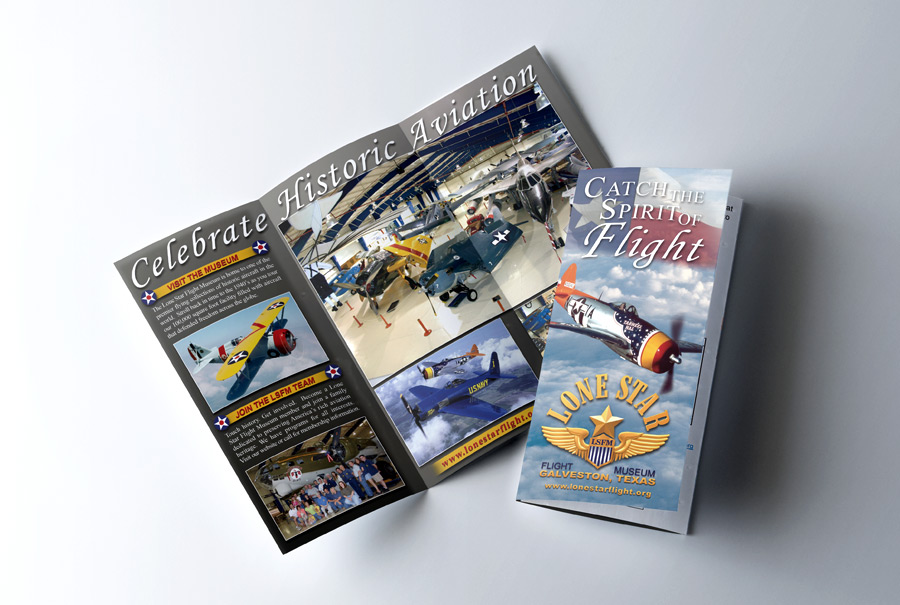 Star Flight Museum Brochure