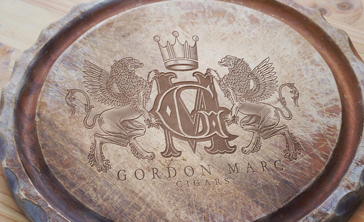 Gordon Marc Cigar Group Logo