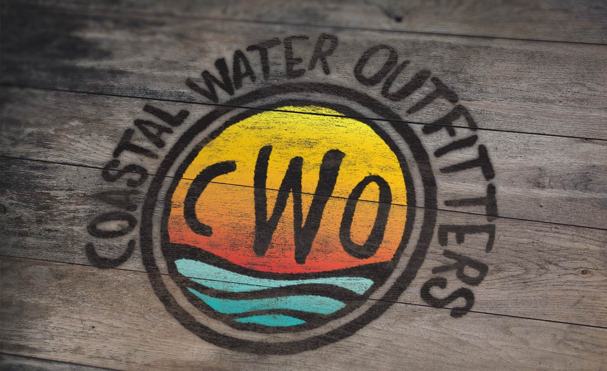 Coastal Water Outfitters logo
