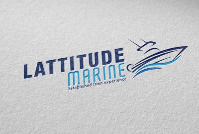 Lattitude Marine Logo
