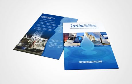 Precision Additives Marketing Brochure