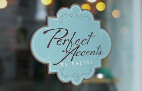 Perfect Accents by Sheryl Logo