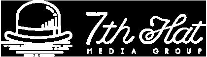 7th Hat Media Group Sticky Logo Retina