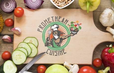 Promethean Cuisine Logo