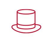 Top Hat Hosting Package