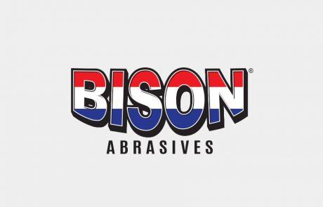 Bison Abrasives Logo